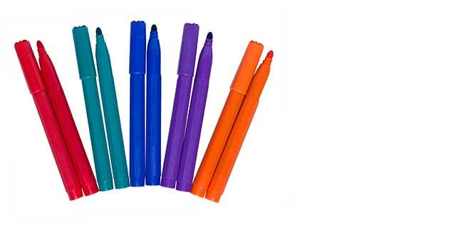 Jumbo Felt Marker Pens