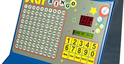 Bingo Machines