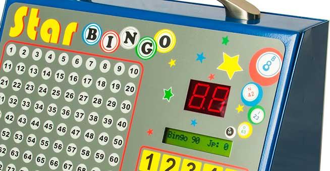 Bingo Machines