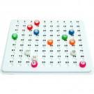 Recessed Check Tray for 18mm Bingo Balls