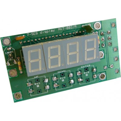 Coin + 4 Digit Display Board