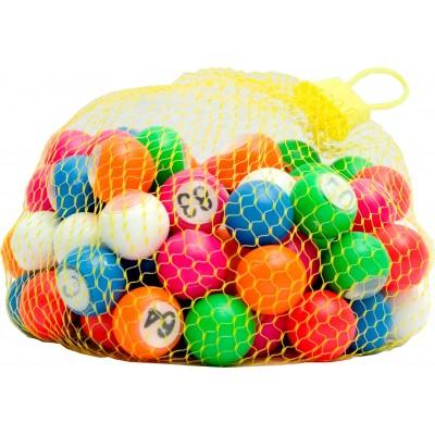1-90 22mm Bingo Balls for Bingo Cage