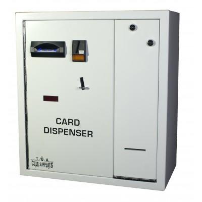 CD201 Single Column Card Dispenser