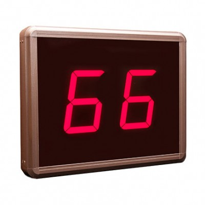 Wireless Audience Display Monitor