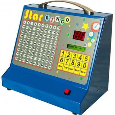 Star Bingo Electronic Bingo Machine