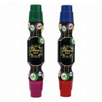 2 Double-ended Power Dot Dabbers - 4 colours