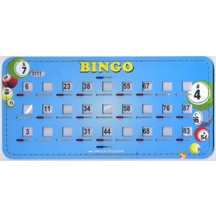 Bingo Shutterboard 1-90