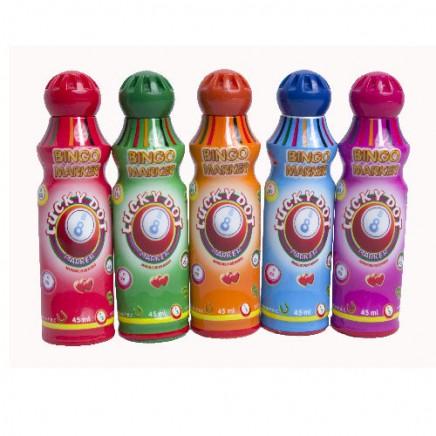 45ml Bingo Dabber Markers - 2 Dozen of Each Colour