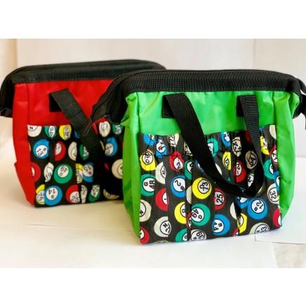 Bingo Bag (with zip)