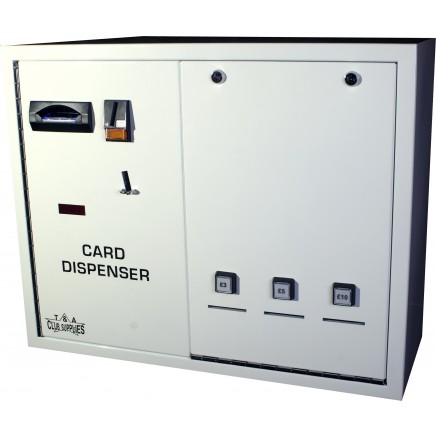 CD203 Triple Column Card Dispenser