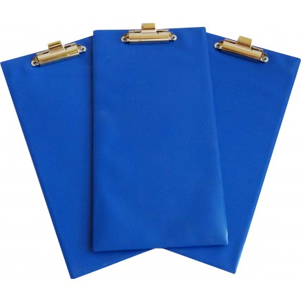 Bingo Clipboards - Blue - Pack of 10