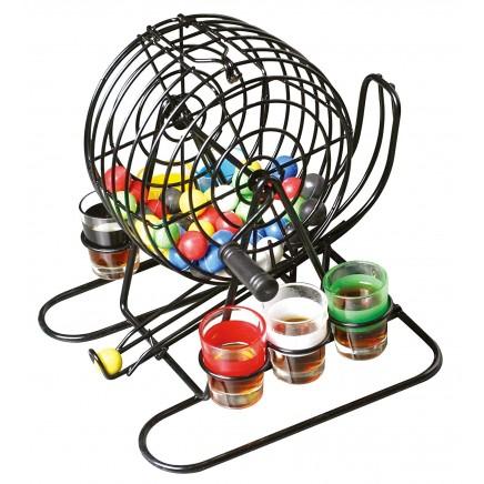 Drinking Bingo Cage