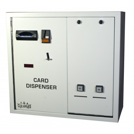 CD202 Double Column Card Dispenser