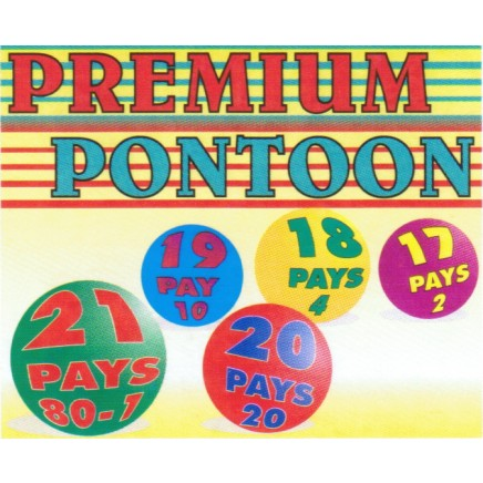 Premium Pontoon Fundraiser Tickets