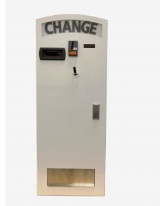 Gemini Change Machine - Dual Hopper Note & Coin Acceptance