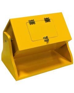 Raffle Drum Yellow