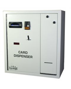 CD201 Single Column Card Dispenser