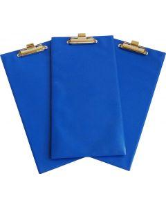 Bingo Clipboards - Blue - Pack of 10