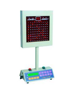Lucky Bingo Deluxe Electronic Bingo Machine