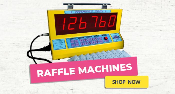 Raffle Machines